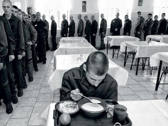 Тюремное начальство колонии под Плесецком обдирало сидельцев на еде и электричестве