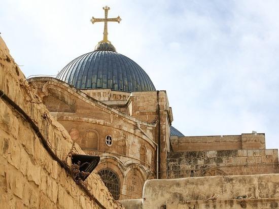 Благая весть пришла из Иерусалима – Святой Огонь сошел в Благовещение