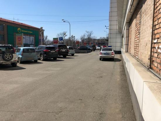 Полиция во Владивостоке ищет свидетеля ДТП с подростком