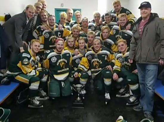 Канадские хоккеисты погибли в ДТП: случаи массовой гибели спортсменов