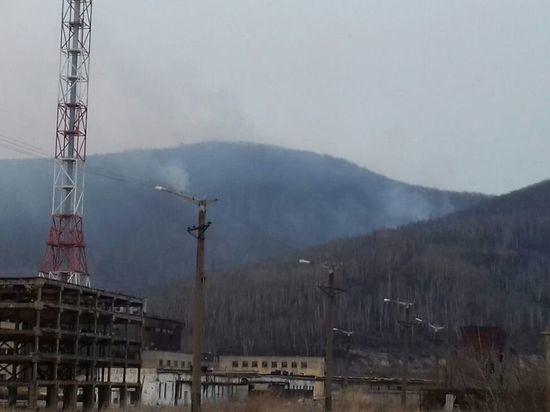 Особый противопожарный режим введен вХанкайском районе