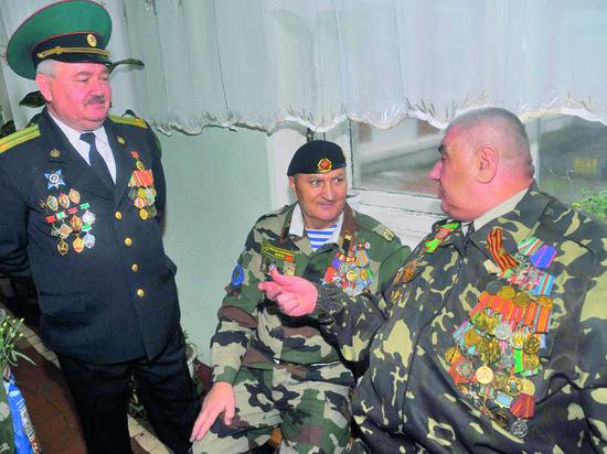 Кто заботится в Курске о ветеранах пограничных войск РФ?