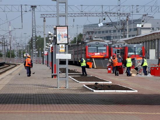 9, 11 и 13 апреля изменится расписание пригородного поезда Казань – Свияжск