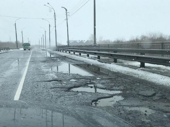 Ямы на дорогах Архангельска украсят дорожными знаками