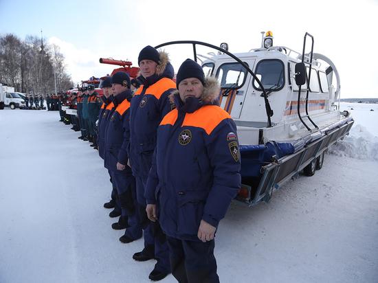 В Вологодской области ведется подготовка к весенним паводкам