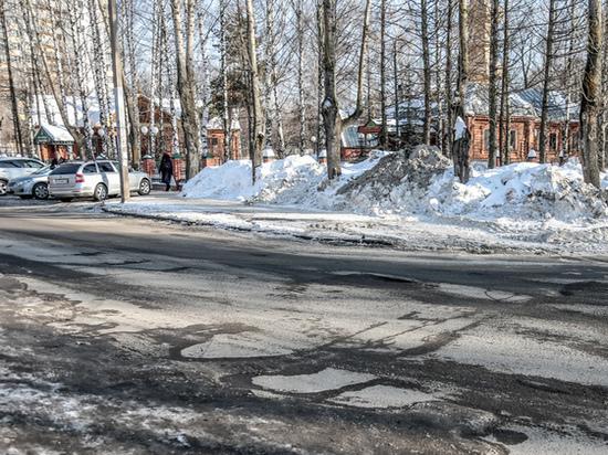 В рамках проекта «Безопасные и качественные дороги» в Казани полностью отремонтируют улицу Курчатова