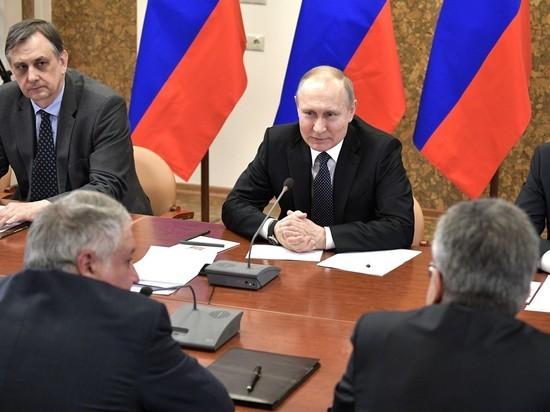 Владимир Путин объявил, что финансирование науки останется вприоритете