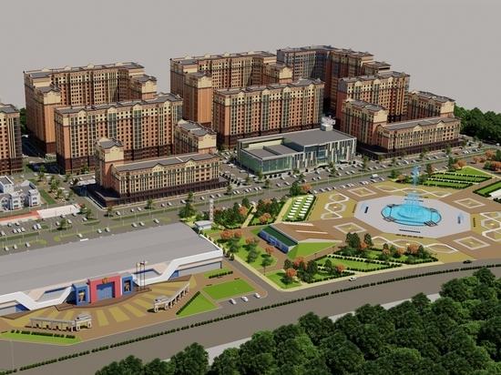 Архитектурный облик Ставрополя меняется в лучшую сторону