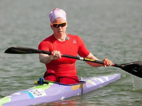 Наталья Подольская нагребла на бронзу на краснодарской воде
