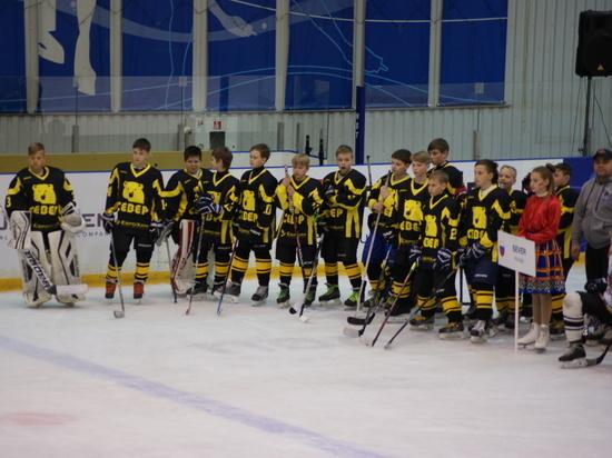 «EuroChem Cup» – детский хоккей по-взрослому