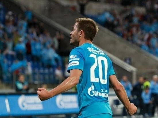 Игрок «Зенита» Файзулин объявил оскором возвращении наполе