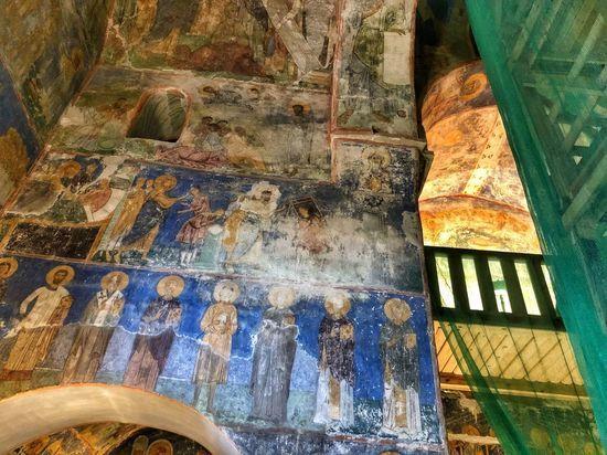 Самый ценный памятник домонгольской древнерусской живописи могут передать РПЦ