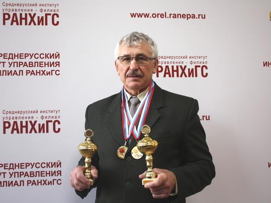 Орловец представит регион в чемпионате Европы по гиревому спорту