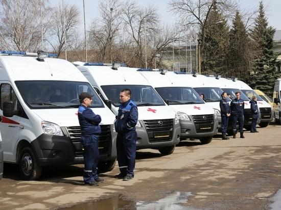 Нижегородский центр медицины катастроф получил новые машины скорой помощи