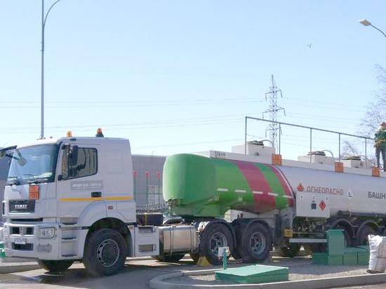 «Роснефть» начала продажу бензина «Евро-6»