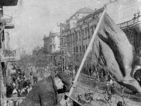 Как освобождали Кубань от фашистов 75 лет назад