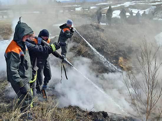 Добровольческий корпус Байкала набирает желающих для тушения будущих лесных пожаров
