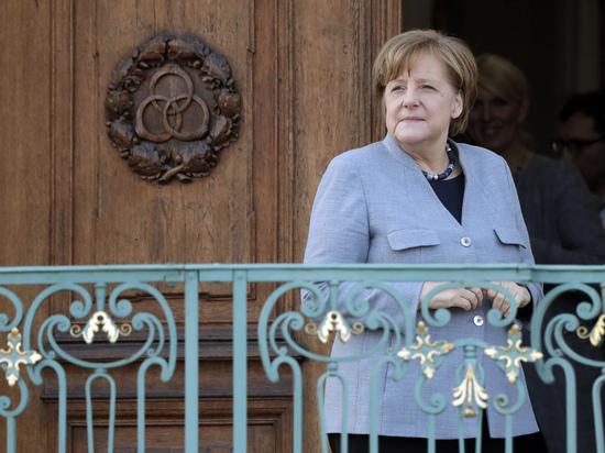 """""""Нафтогаз Украины"""" воодушевили слова Меркель о """"Северном потоке-2"""""""