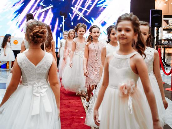 Модный показ Kids Fashion Weekend Черноземье: в седьмой раз — лучшие