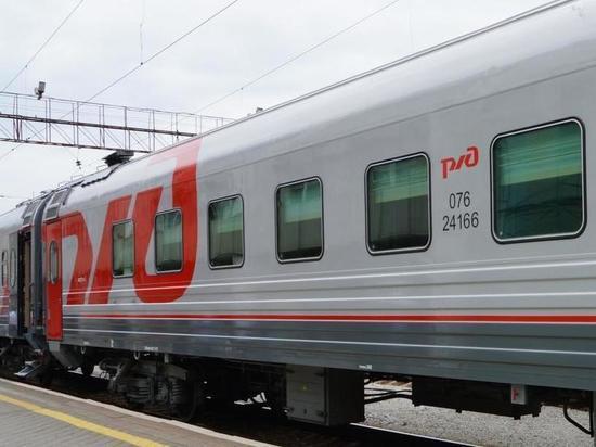 НаСвердловскую железную дорогу поступили новые нынешние плацкартные вагоны