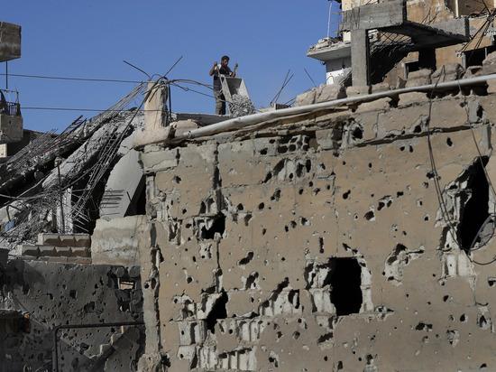 Сотрудники трех российских телеканалов ранены в Сирии