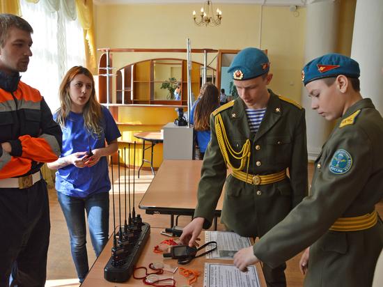 Тверские школьники посетили общегородской слет «Мы – наследники Победы»