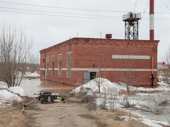 В Казани восстановлена работа затопленной позавчера котельной, которая обслуживает детский сад и 9 домов