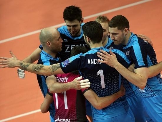 Определились финалисты Лиги чемпионов по волейболу, который пройдет в Казани