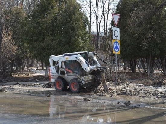 В Ульяновске дороги готовят к легкоатлетическим забегам
