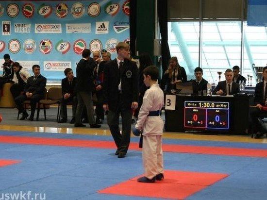 Тверские каратисты привезли из Казани 4 медали