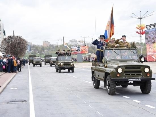 Парад в Чебоксарах обойдется Чувашии в 3 млн рублей