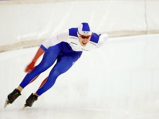Алтайский конькобежец превзошел достижение знаменитого Сергея Клевчени
