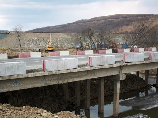 В Приморье построят новый мост