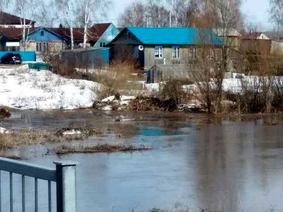 На Свияге в Кайбицокм районе начинают взрывать лед