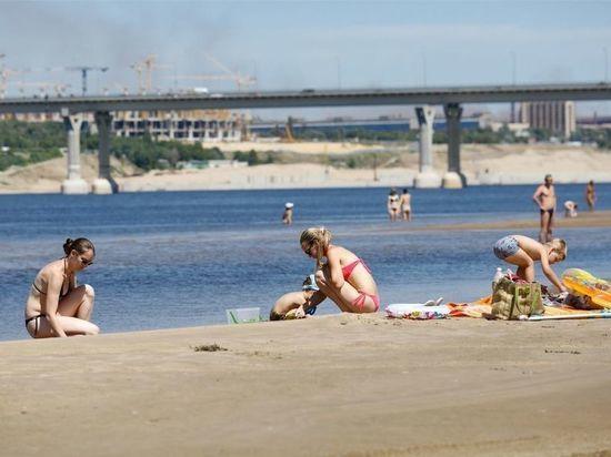 Волгоградцам разрешат купаться в водоемах с 1 июня по 1 сентября
