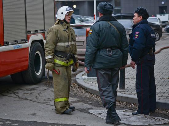 В Серове эвакуировали посетителей ТЦ из-за возможного возгорания
