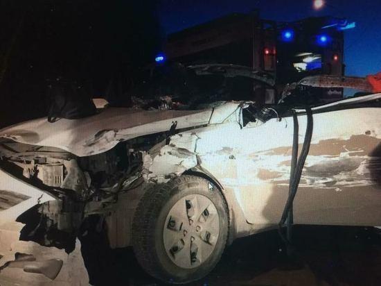 """Водителю """"Хендай"""" оторвало голову в ДТП на Боровском шоссе"""