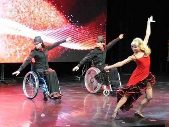 В Петербурге стартует уникальный танцевальный фестиваль Inclusive Dance