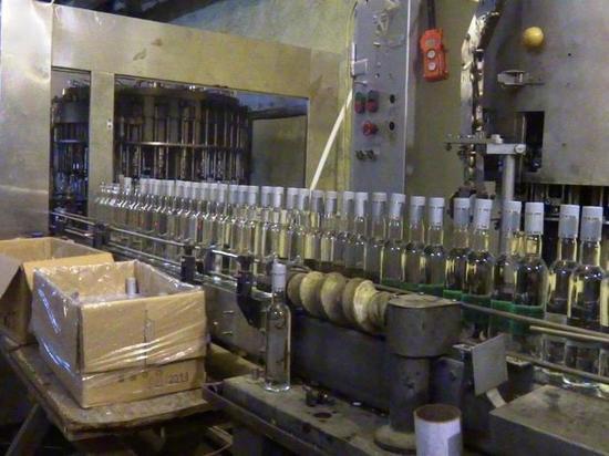 В Тверской области 30 производителей алкоголя нарушали условия хранения продукции