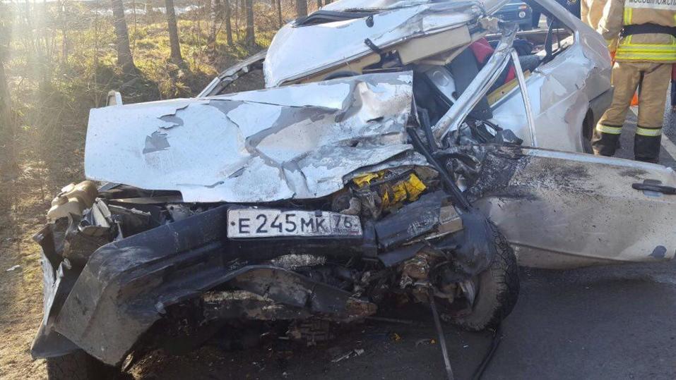 Подробности катастрофы автобуса с детьми в Подмосковье: возвращались с экскурсии