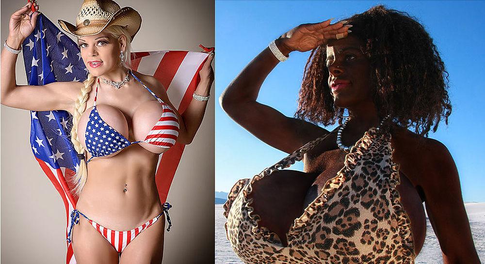 Негритянки и блондинки фото, зрелую бабу в жопу бутылкой