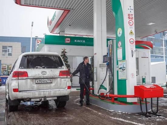 Цены на топливо в Татарстане могут взлететь