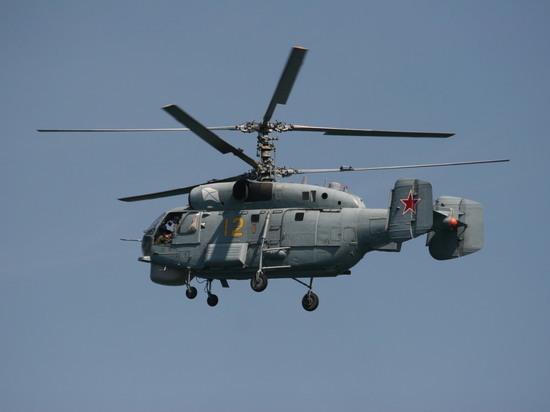 Балтийский флот подтвердил крушение Ка-29 и гибель пилотов