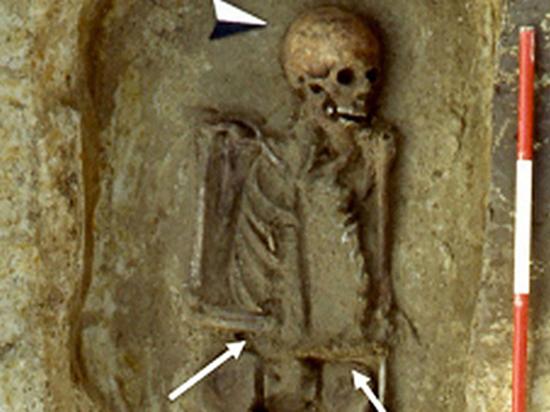 Археологи отыскали вИталии средневекового «киборга»