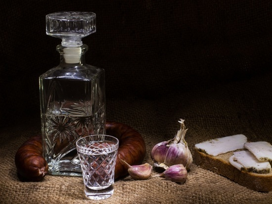 Мед. сотрудники: Безопасная доля алкоголя внеделю— 100 граммов чистого спирта