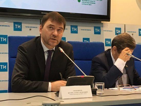 Гендиректор ООО «АГК-1» Игорь Тимофеев: 100-процентной вторичной переработки мусора в Европе нет ни у кого