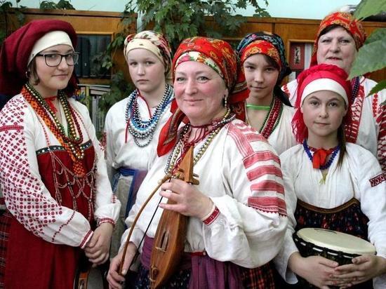Артисты из Охвата в Тверской области показали