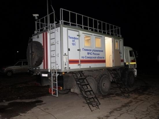 В Самарской области подтопило 11 домов и 173 приусадебных участка
