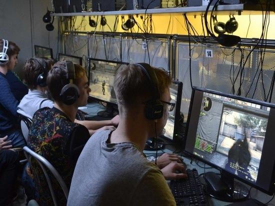 Официальный турнир по компьютерным играм провели в Нижнем Новгороде