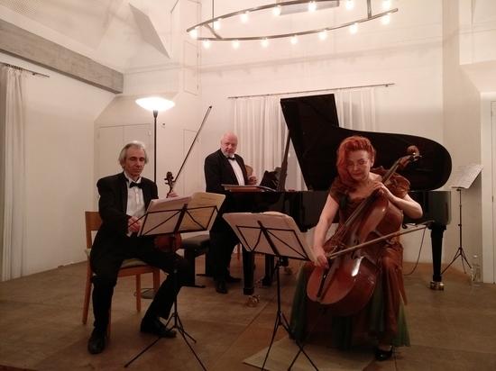 Фестиваль камерной музыки завершился громкой премьерой «Русского трио»